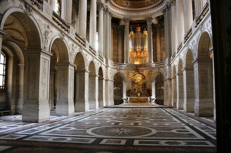 globedge-travel-paris-versailles-royal-chapel